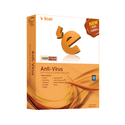 eScan Anti-Virus (Version 11)